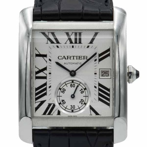 cartier, tank, mc, for, sale, wristwatch, watch, pre-owned, atlas, fine, watches, new, york